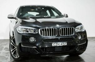 BMW X6 M50d Coupe Steptronic F16