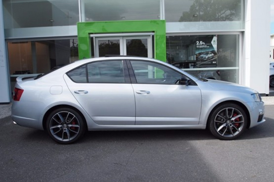 2016 MY17 Skoda Octavia NE RS Sedan Sedan