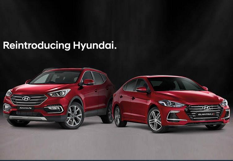 Reintroducing Hyundai