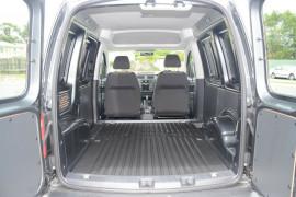 2017 MY18 Volkswagen Caddy 2KN Trendline Van