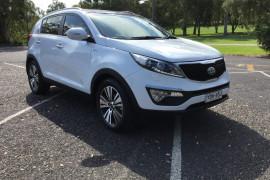 Kia Sportage Platinum QL MY16