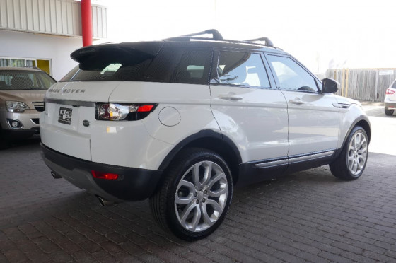 2014 MY15 Land Rover Range Rover Evoque L538  SD4 Pure Tech Wagon