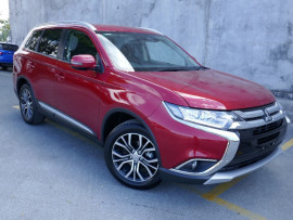 Mitsubishi Outlander LS Safety Pack AWD 7 Seat ZK