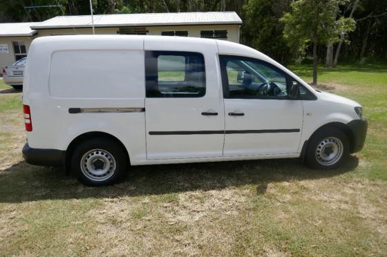 2012 MY13 Volkswagen Caddy 2K TDI250 Van