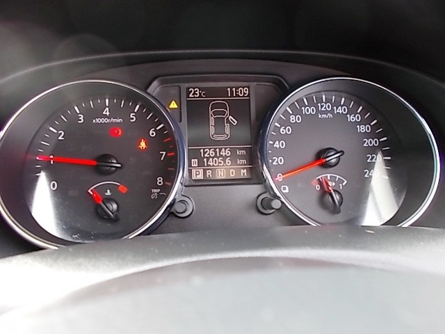 2012 Nissan DUALIS J10W Series 3 Ti-L Hatchback