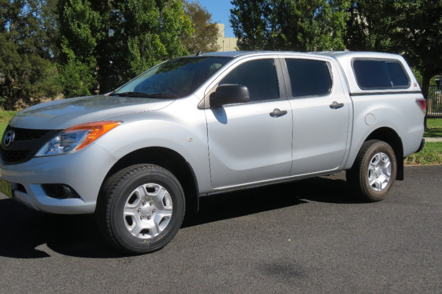 2013 Mazda Bt 50 Up0yf1 Xt Dual Cab For Sale In Queanbeyan