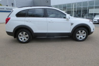 2009 Holden Captiva CG  CX Wagon