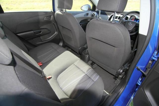 2011 Holden Barina TM Hatchback