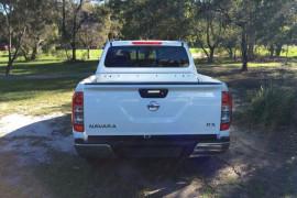 Nissan Navara RX 4X2 Dual Cab Pickup D23 Series 2