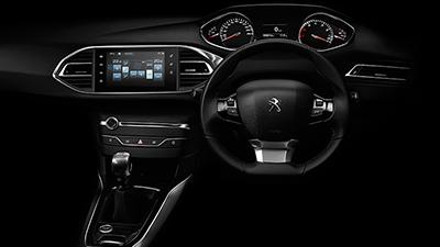 308 5 door Interior Comfort