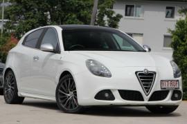 Alfa Romeo Giulietta QV Series 0