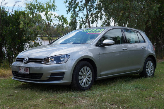 2016 Volkswagen Golf 7 92TSI Hatchback