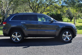 2015 Jeep Grand Cherokee WK Limited Wagon