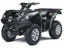 New Kawasaki 2017 Brute Force 750 4x4i