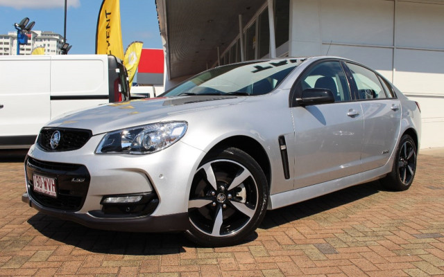 Holden Commodore SS BLACK VF Series II MY16