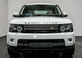 2012 Land Rover Range Rover Sport L320 12MY SDV6 CommandShift Luxury Wagon