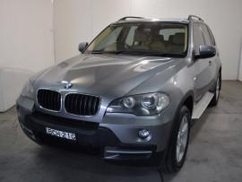 2007 BMW X5 E70 Turbo d Executive Wagon