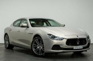 Maserati Ghibli S M157 MY15