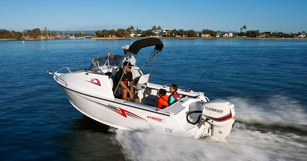 New Stacer 509 Sea Runner