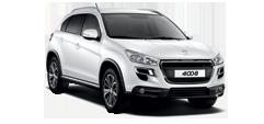 New Peugeot 4008 SUV