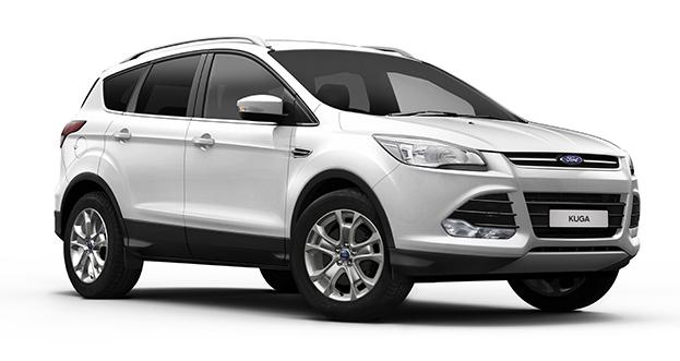Ford Kuga MkII Trend AWD Petrol