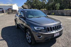 Chrysler Grand Cherokee Laredo WK