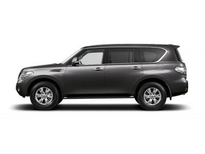 Nissan Patrol Ti Y62 Series 3