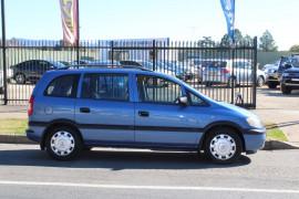 2004 Holden Zafira TT MY03 Wagon