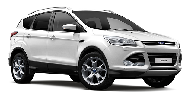 Ford Kuga MkII Titanium AWD Diesel