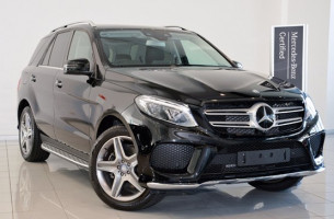 Mercedes-Benz Gle250 D W166