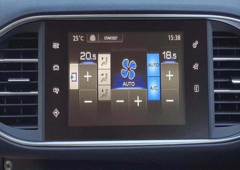 2014 Peugeot 308 T9 Allure Hatchback