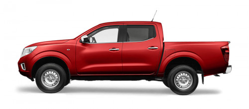 2016 MY17 Nissan Navara D23 Series 2 RX 4X4 Dual Cab Pickup Utility
