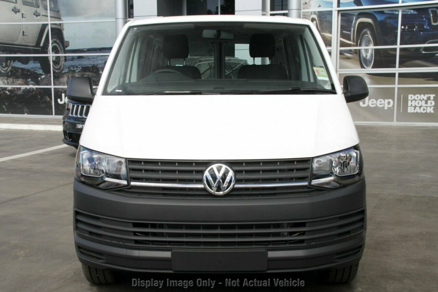 2017 MY18 Volkswagen Transporter T6 LWB Van Normal Roof Van
