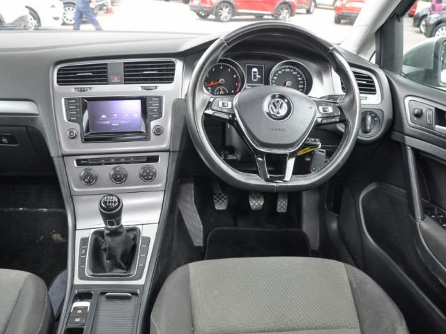 2013 Volkswagen Golf VII 90TSI Hatchback