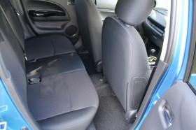 2016 MY17 Mitsubishi Mirage LA LS Hatchback