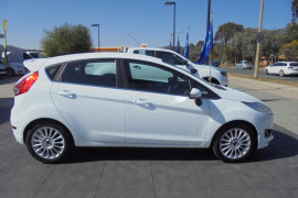2016 MY15.5 Ford Fiesta WZ Sport Hatch