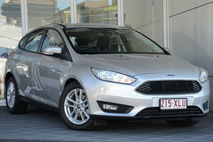 2017 MY17.5 Ford Focus LZ Trend Hatch Hatchback