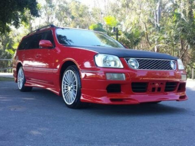 Nissan Stagea 25t RS4 WGNC34