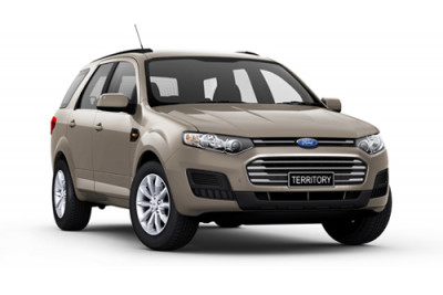 Ford Territory TX RWD SZ II