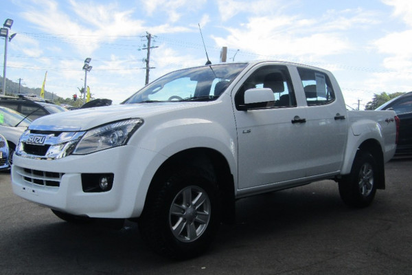 Isuzu Ute D-MAX LS-M (No Series) MY15