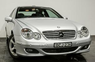 Mercedes-Benz C200 Kompressor Sports CL203 MY2006