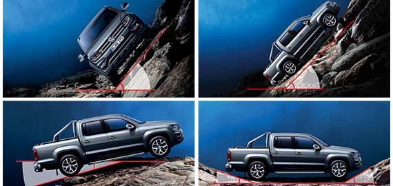 Amarok V6 Brains and brawn