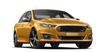 New Ford Falcon FG X
