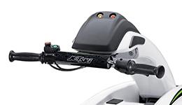 2017 Jet Ski SX-R Handlebar and Warning Lights