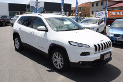 2014 MY15 Jeep Cherokee KL  Longitude Wagon