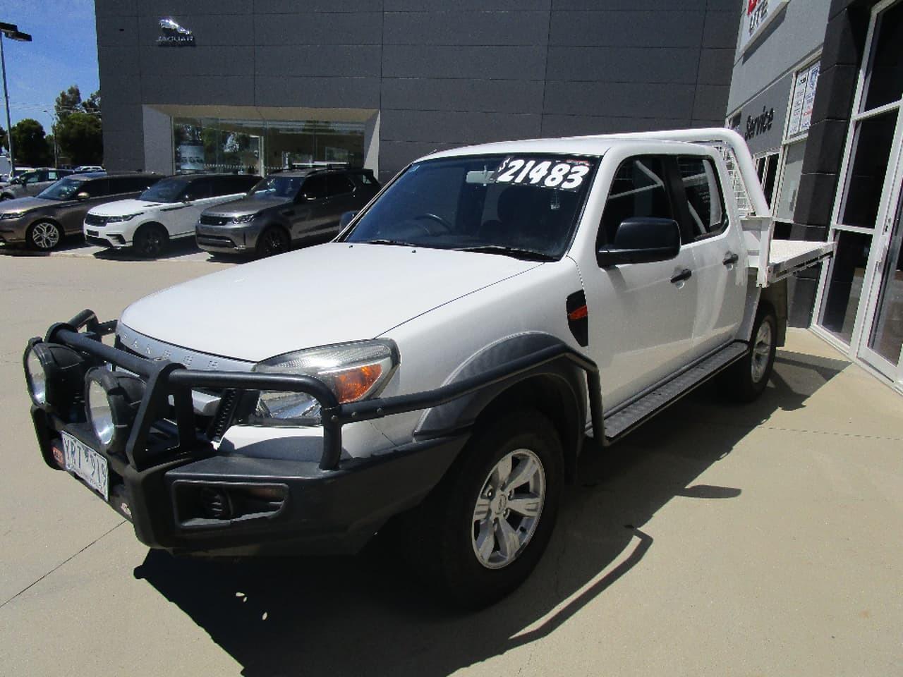 2011 Ford Ranger PK XL