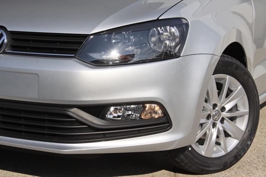 2017 MY17.5 Volkswagen Polo 6R Urban Hatchback