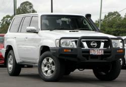 Nissan Patrol ST GU 5 MY07