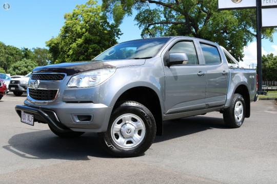 Holden Colorado LS-X RG MY16