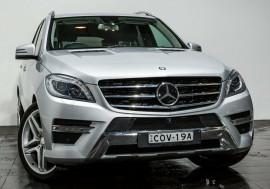 Mercedes-Benz ML350 BlueTEC 7G-Tronic + W166